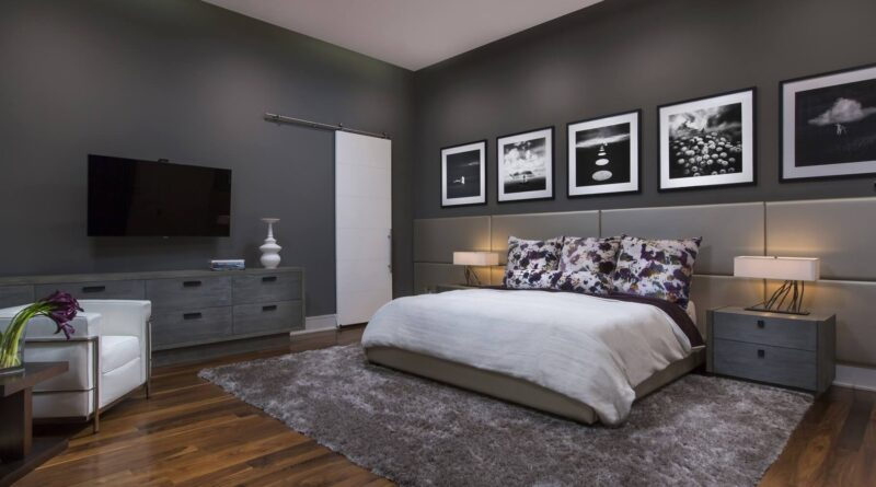 Modern Bedroom Trends