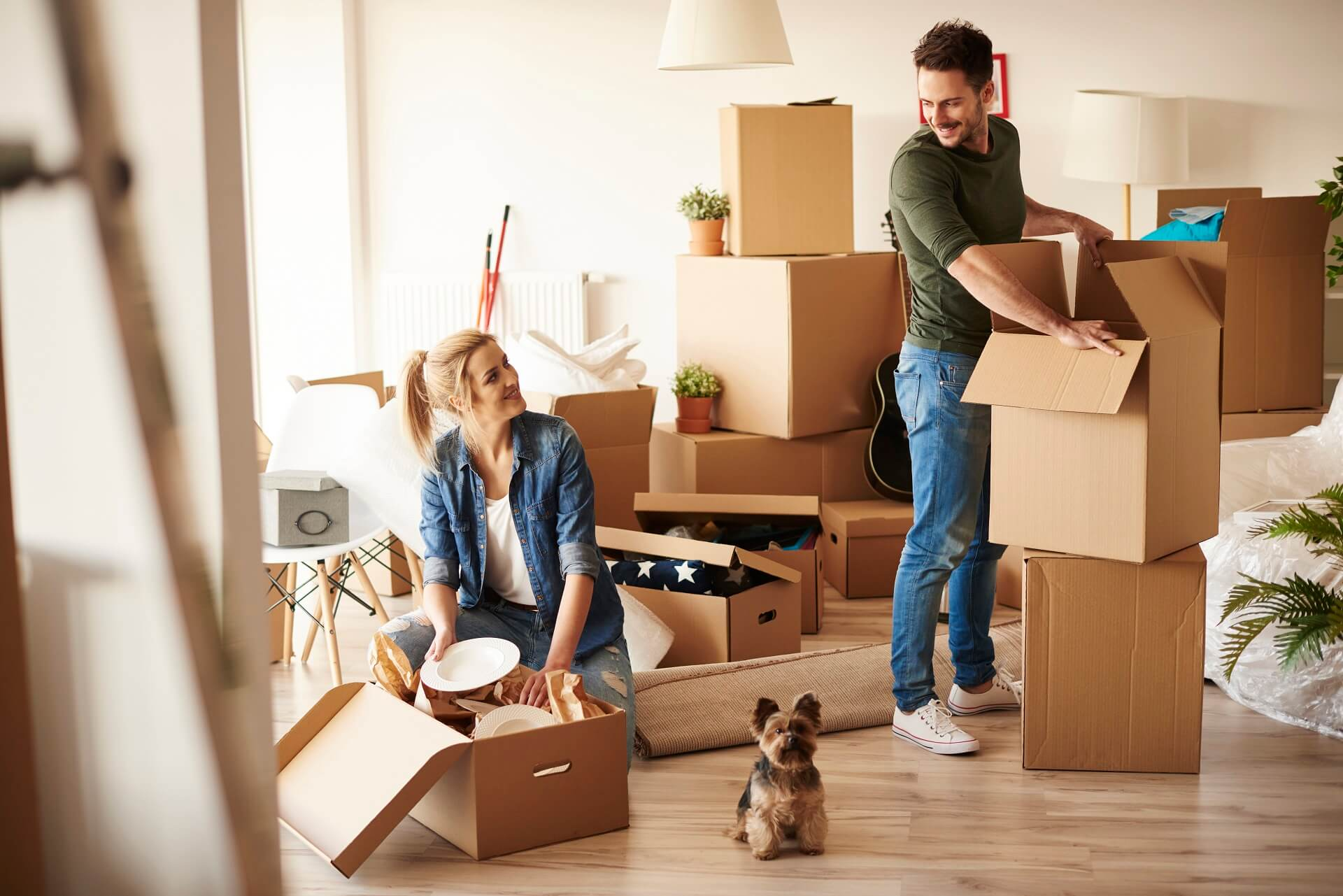 Moving Out from Rental Property