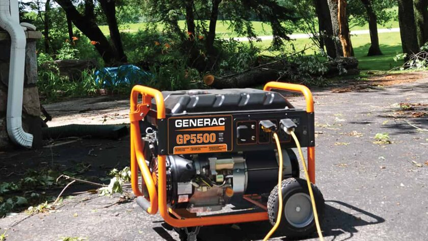 Portable and Standby Generators