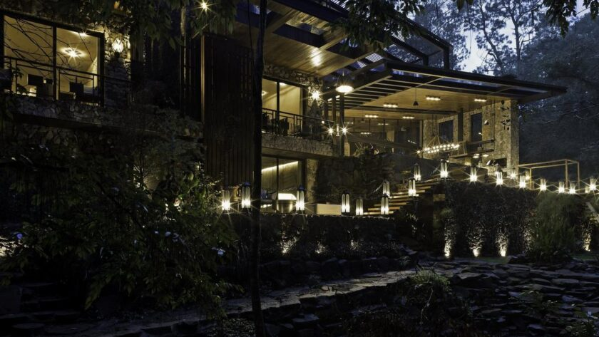 River House in Mexico