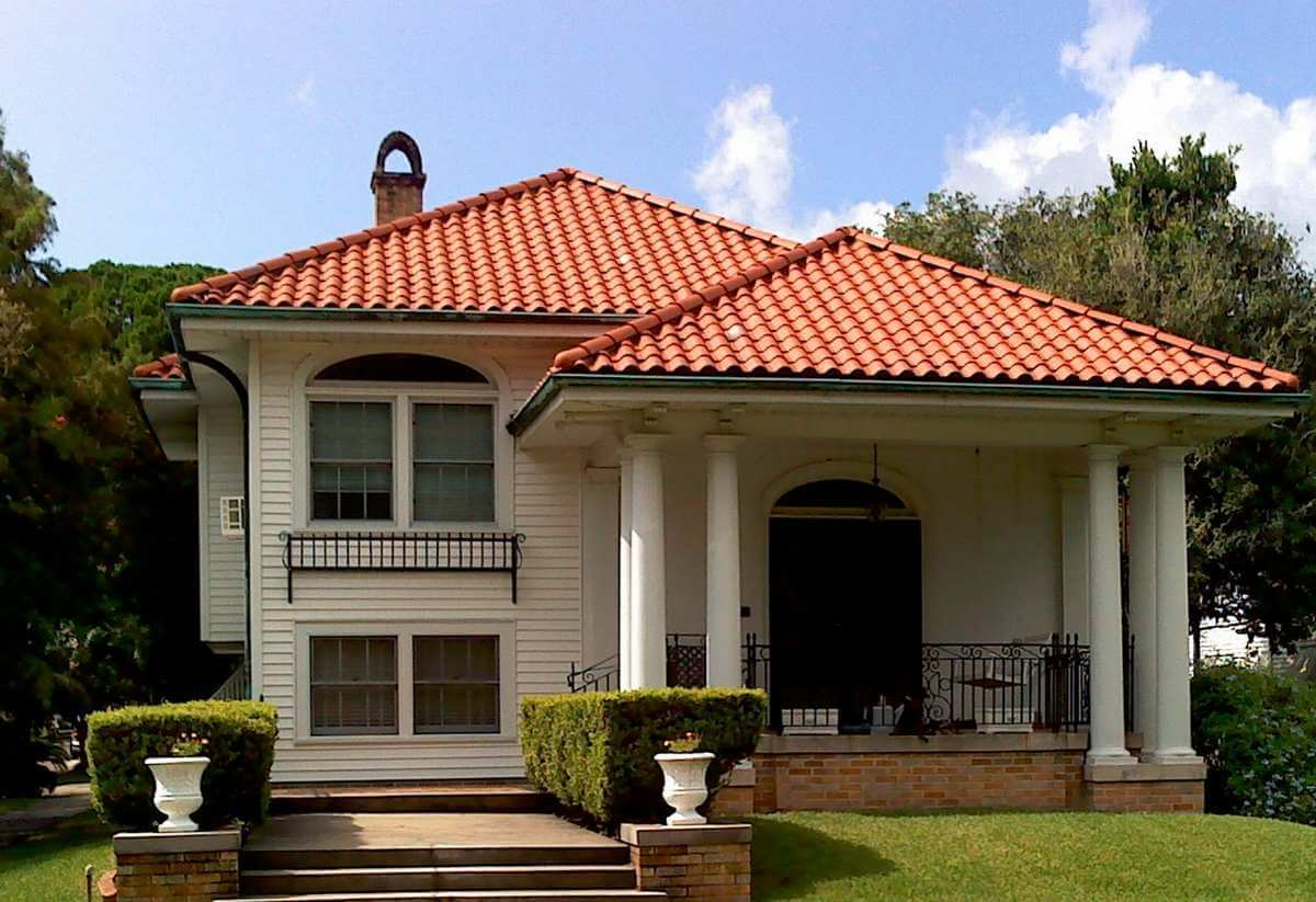 Types of Roof