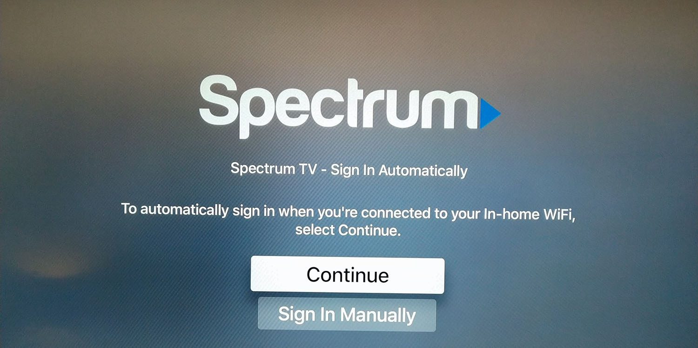 Spectrum App