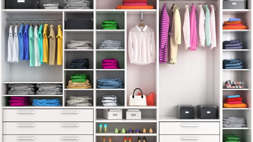 Styling and Closet Organizing Tips