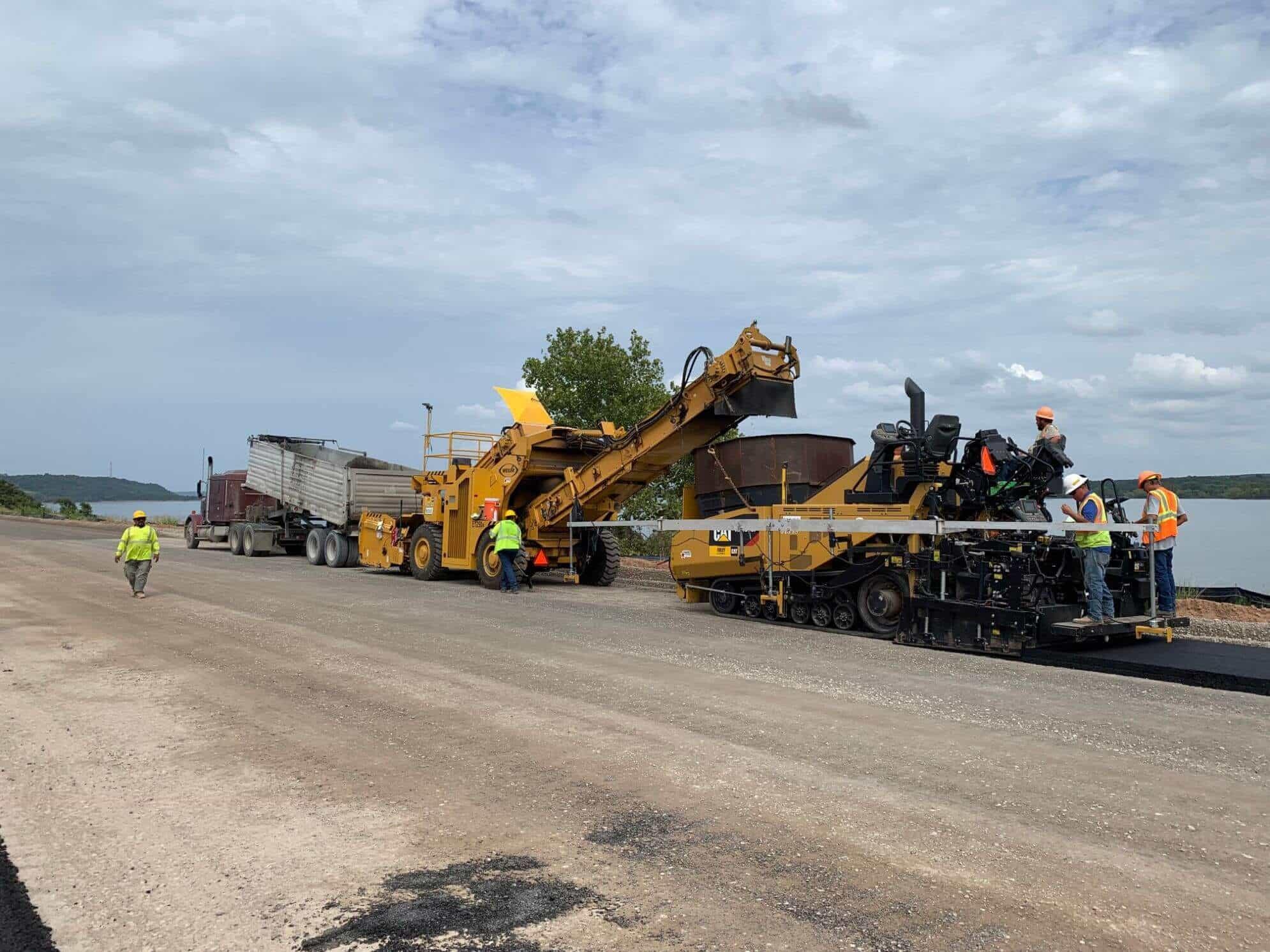 construction in oklahoma