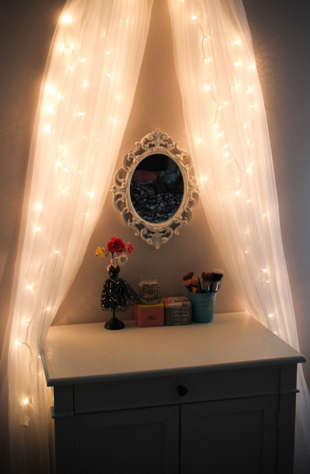 Fairy Lights Decor Idea