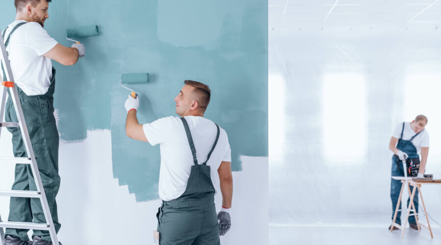 Repaint Your Commercial Business