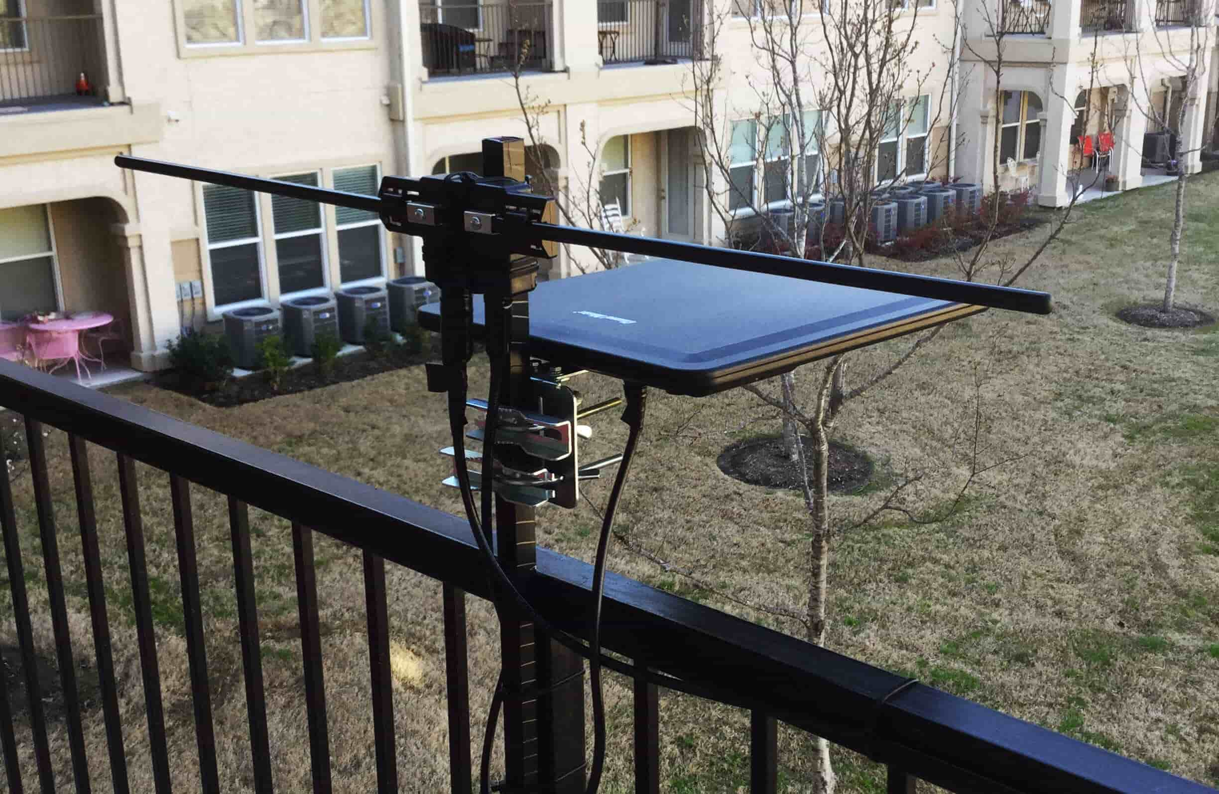 TV Aerial Set Up at Home