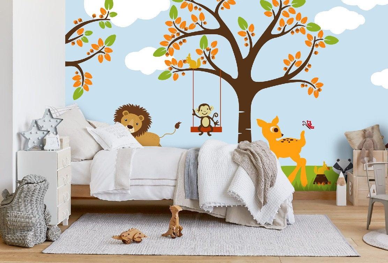kids wall poster