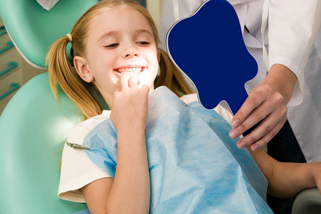 prepare kid for dentist