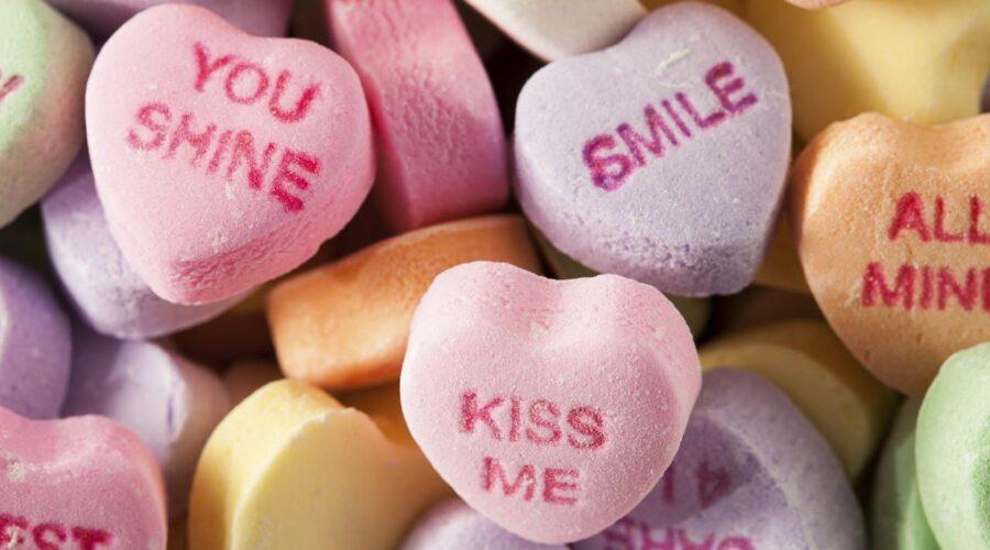 valentine day list