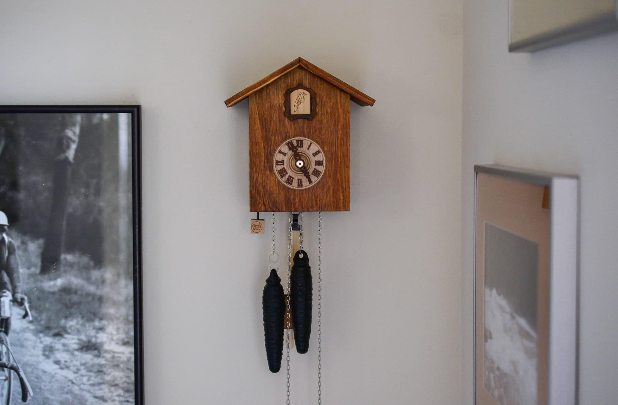 Modern Cuckoo Clocks