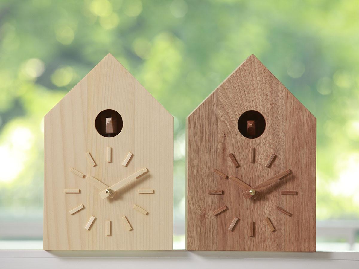 Muji Cuckoo Clock Design