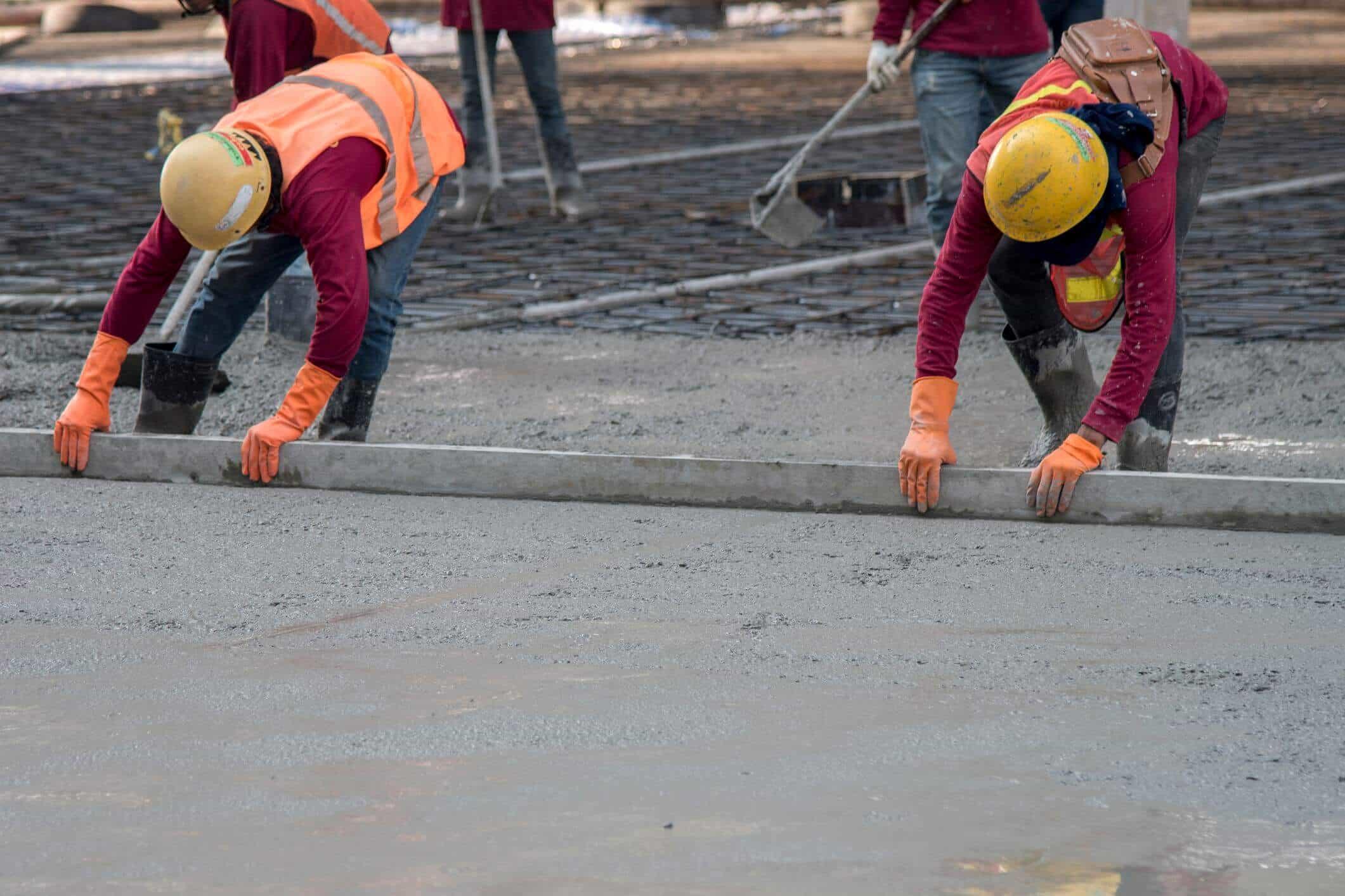 Choose the Right Concrete Contractor