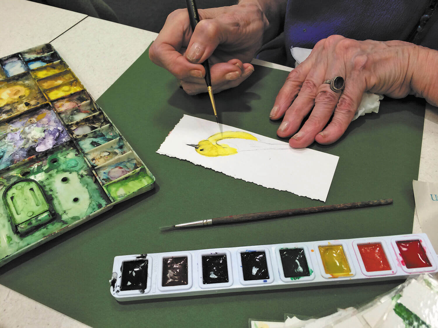 Craft Acts as a Fuel for Mental Health