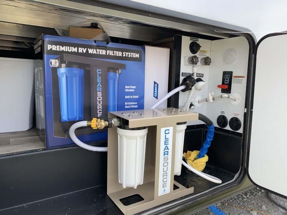 RV Water Softener