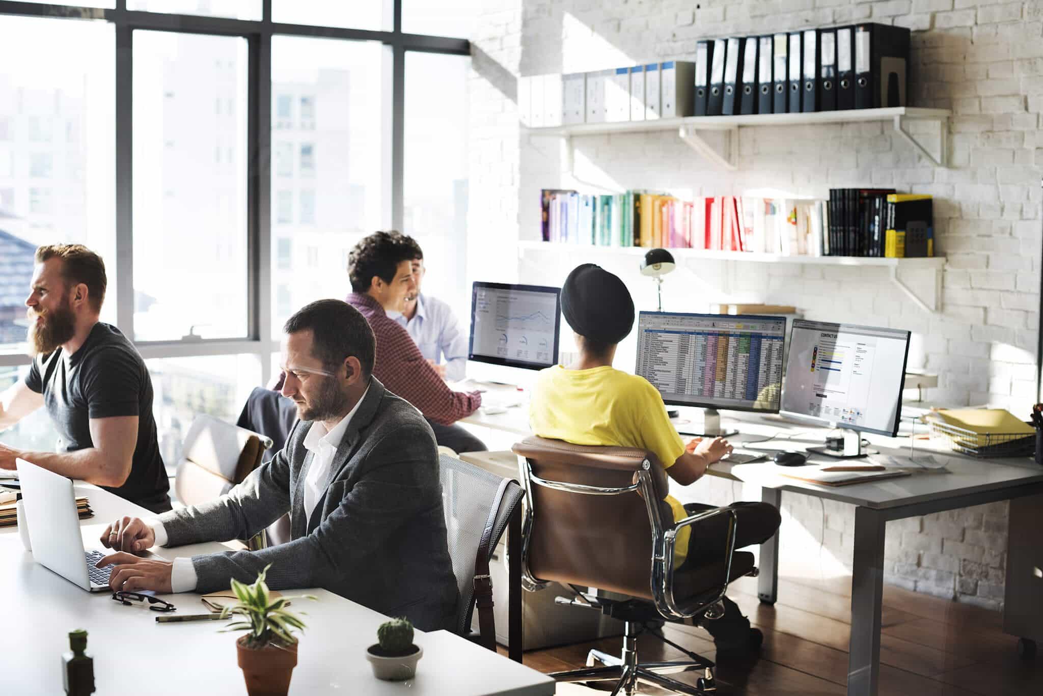 Staffing Agencies Work