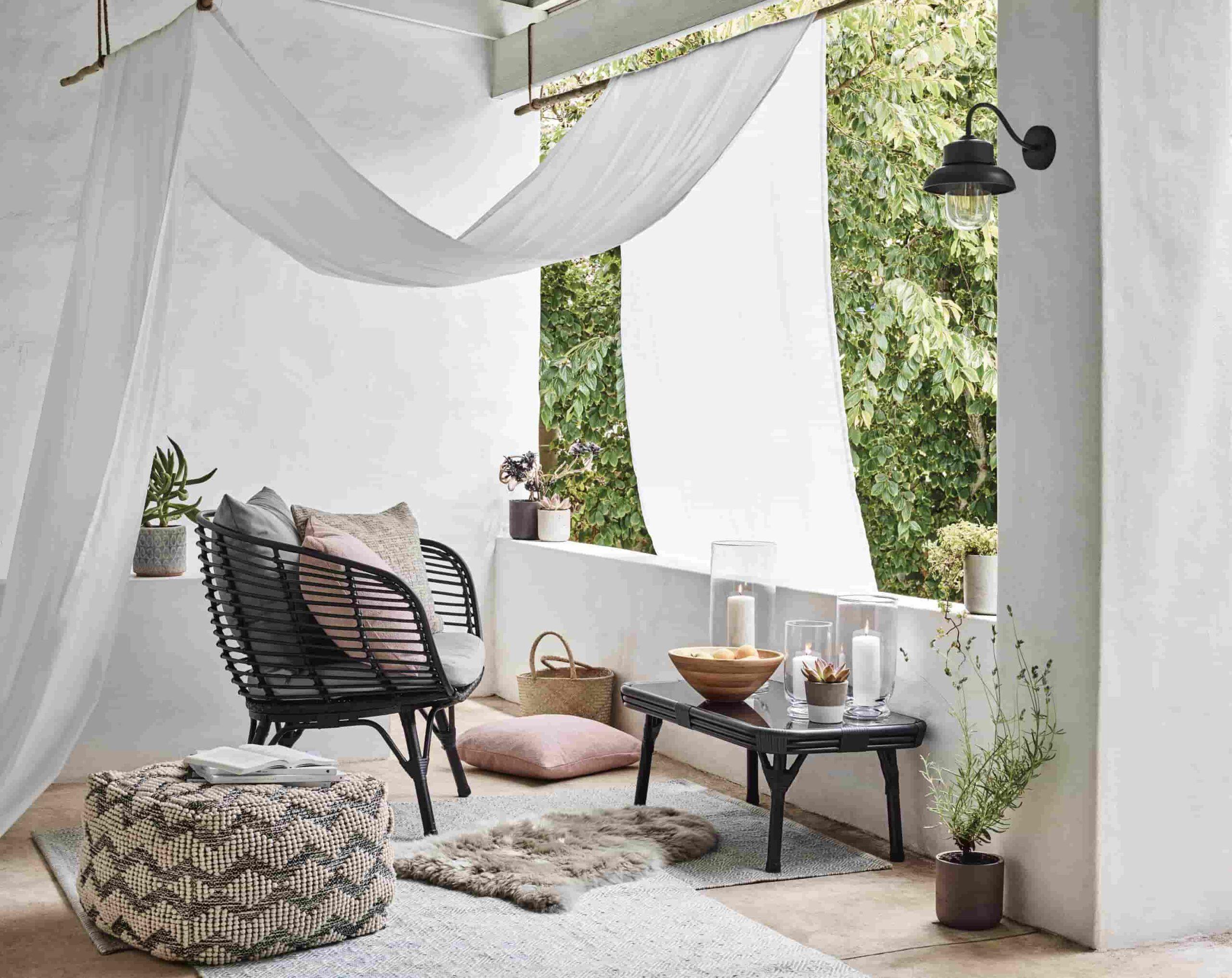 Balcony or Small Garden decoration