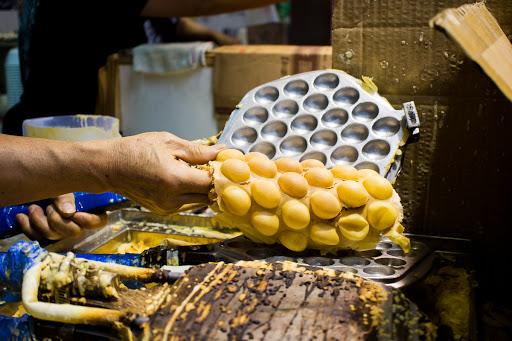 Egg Waffle (Hong Kong)