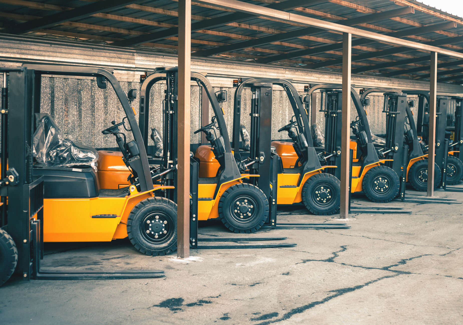 Forklift Rental Company