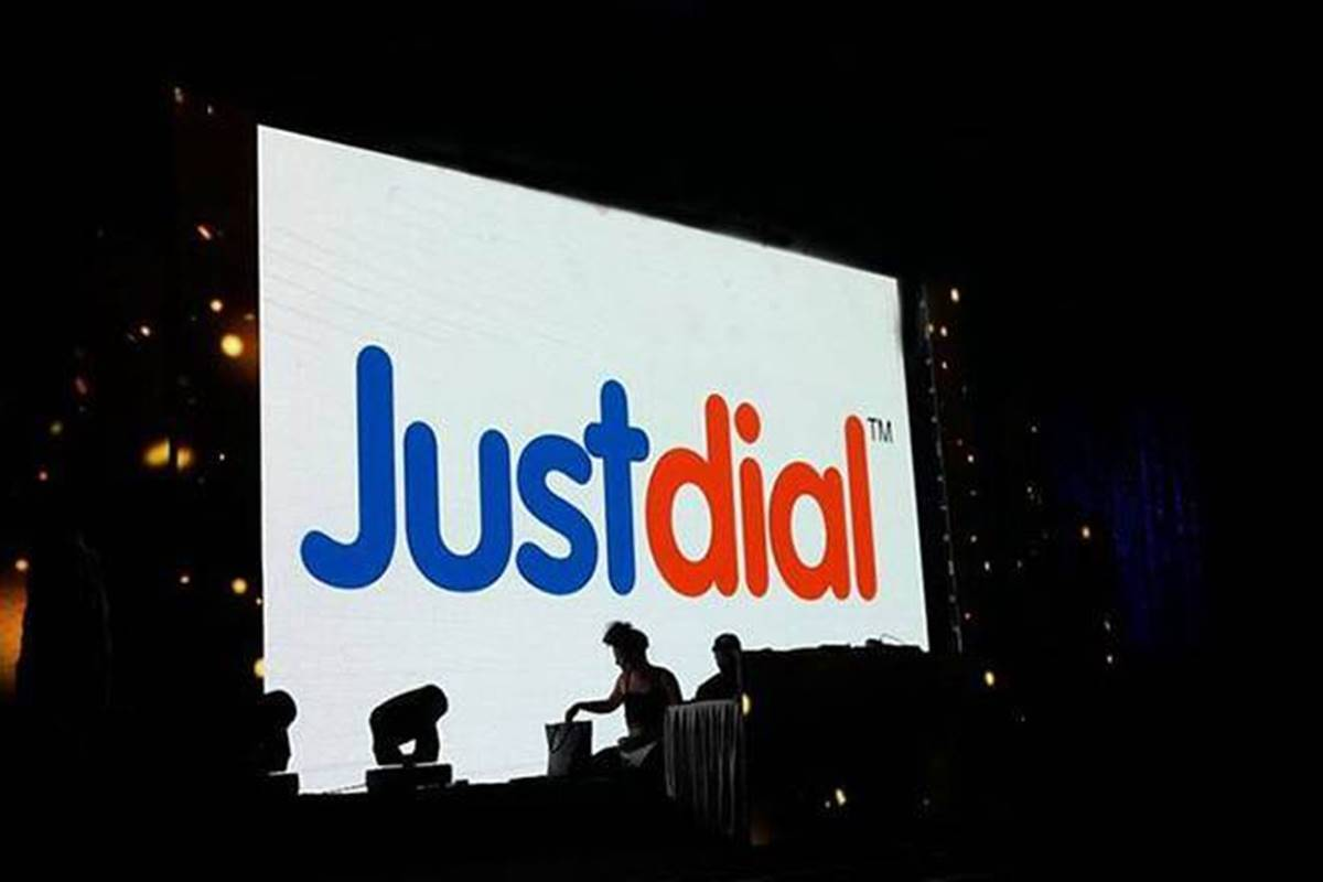 Reliance Retail Ventures Limited purchased shares in Just Dial