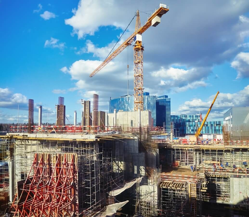 Choosing the Right Construction Materials for Commercial Building