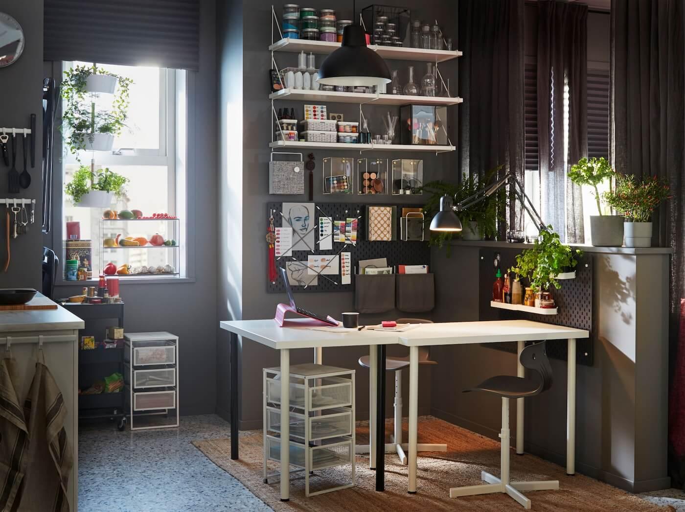 Custom Office Space
