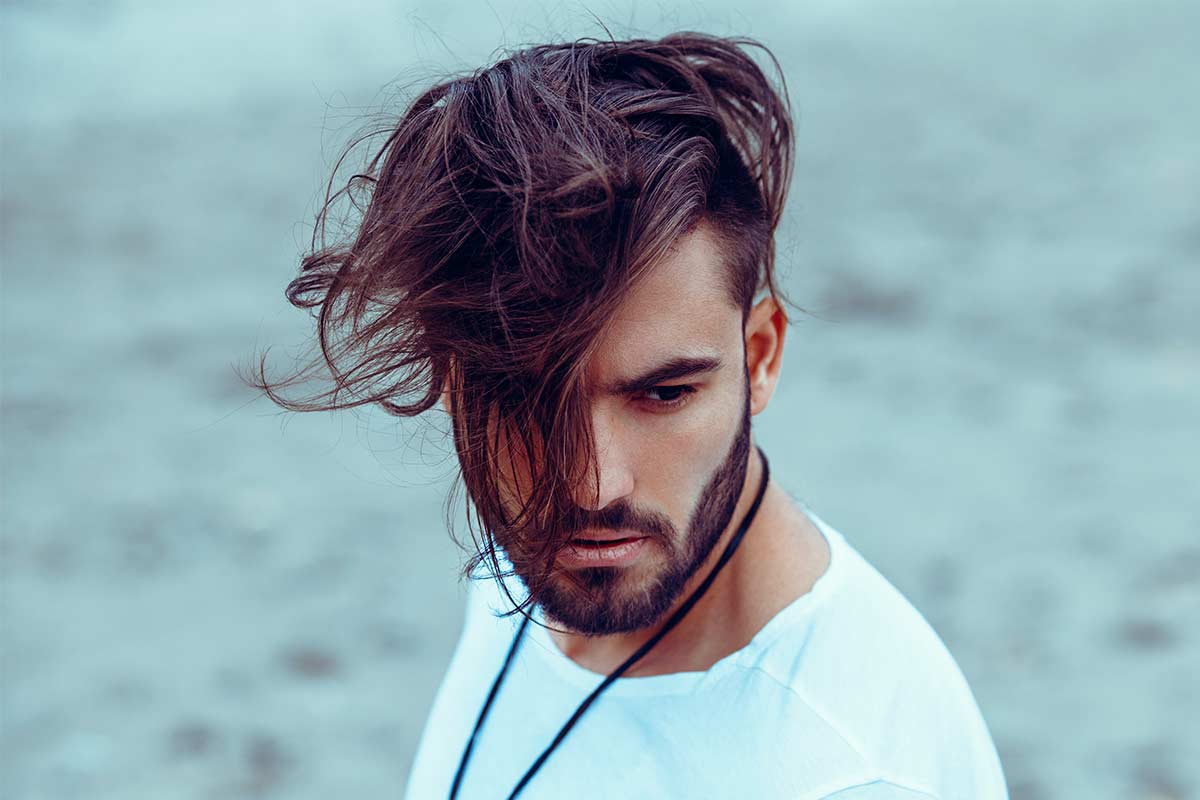 hair style for man