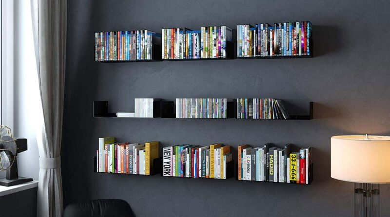 home decor for book lovers