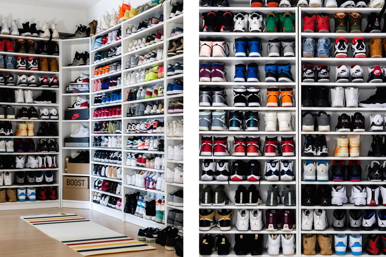 Becoming a Sneakerhead Simple