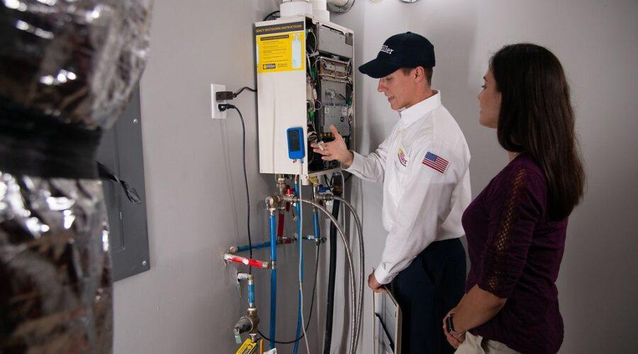 Best Water Heater Services Greenville