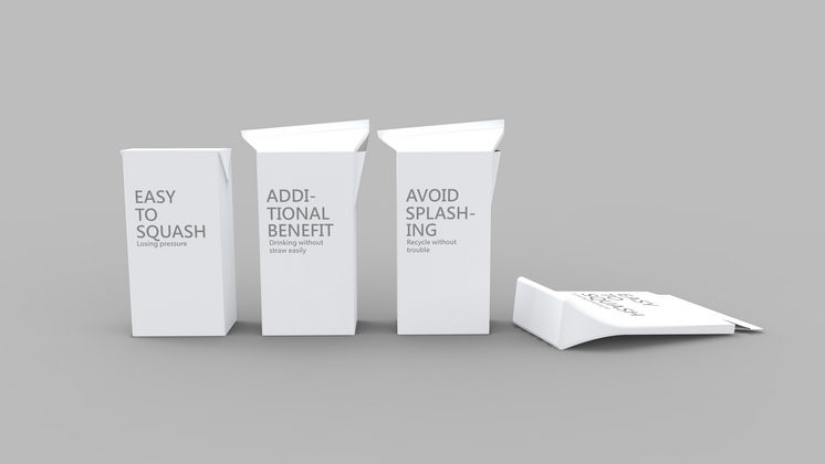 Identify Reusable Tetra Paks