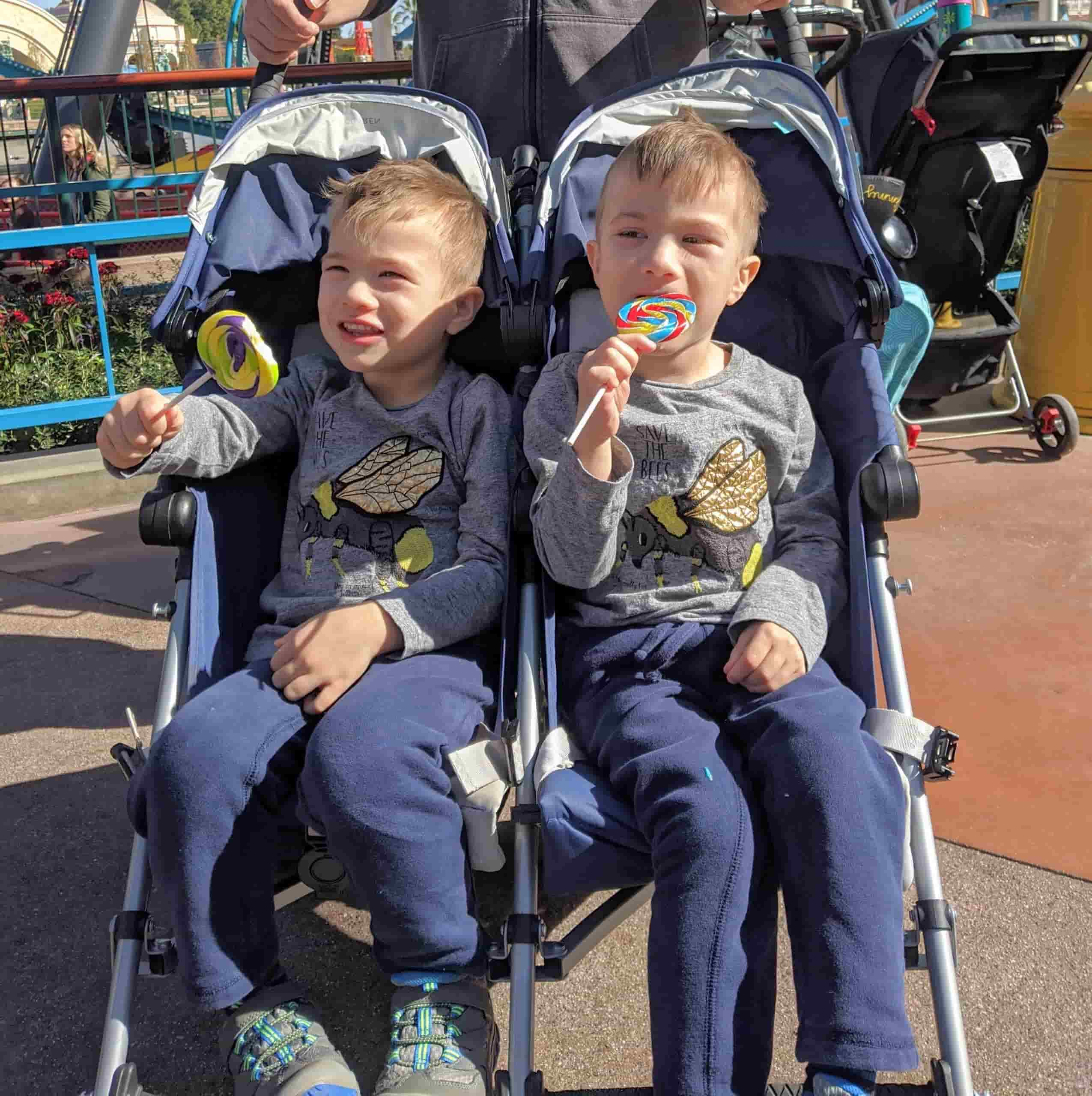 Strollers for Big Kids