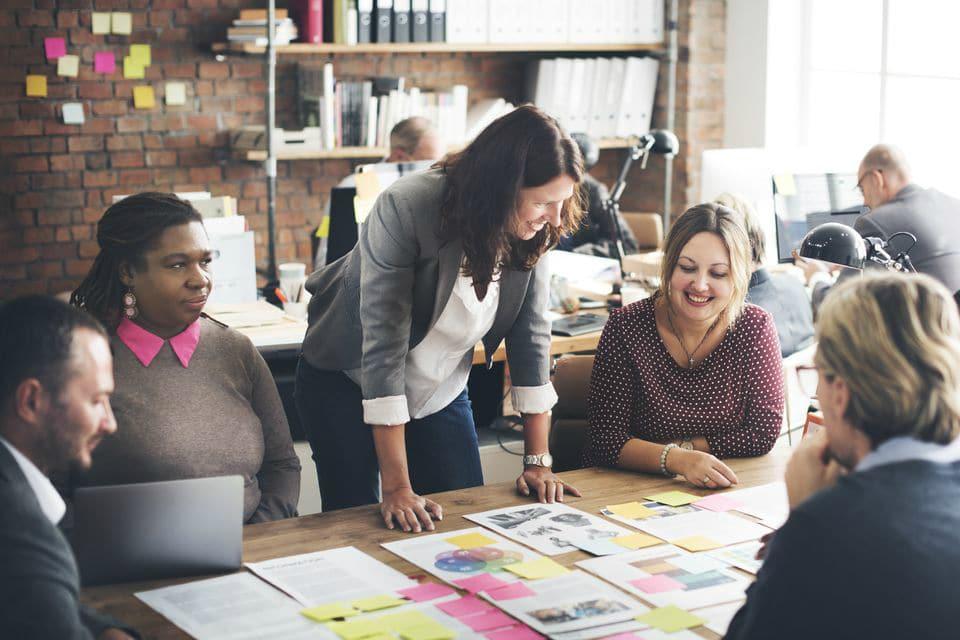 Successful Female Entrepreneur