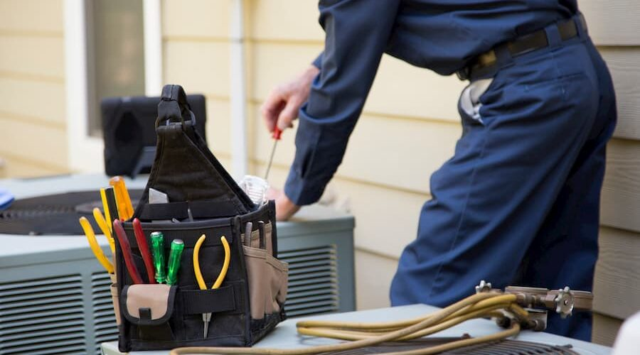 What Are the Signs You Require AC Installation