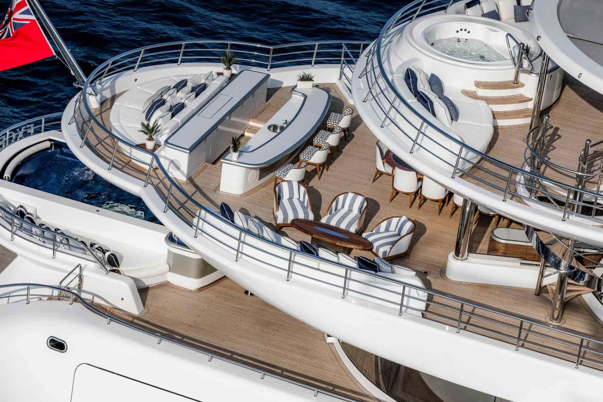 Yacht Interior Designs