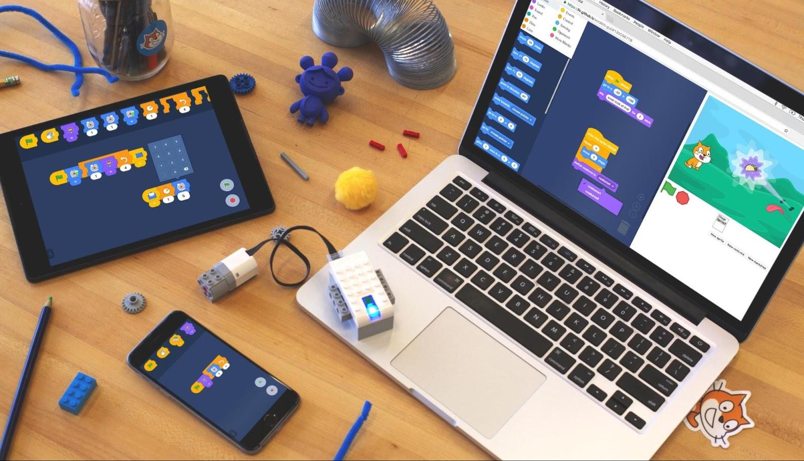 programming application for kid