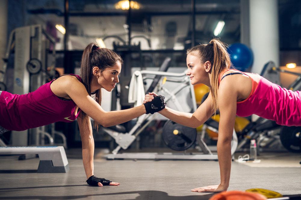 secret things for fitness