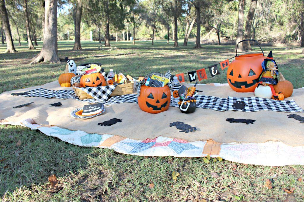 halloween theme