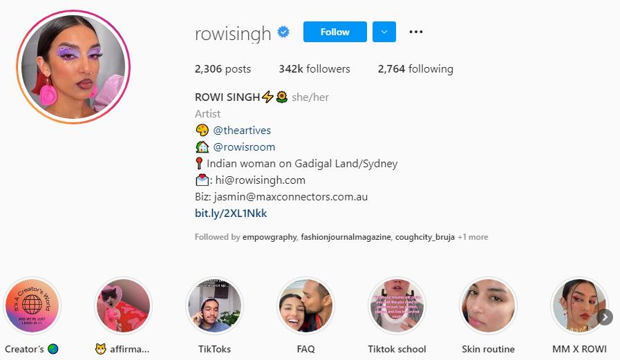 rowisingh