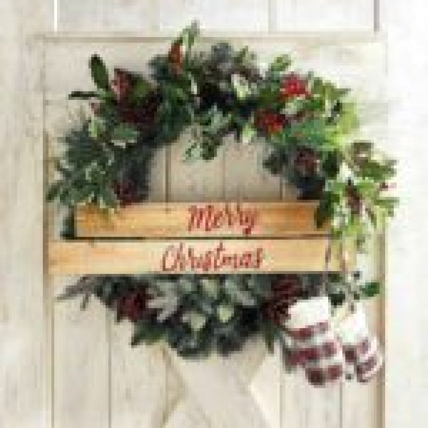 Modern Artificial Christmas Wreaths