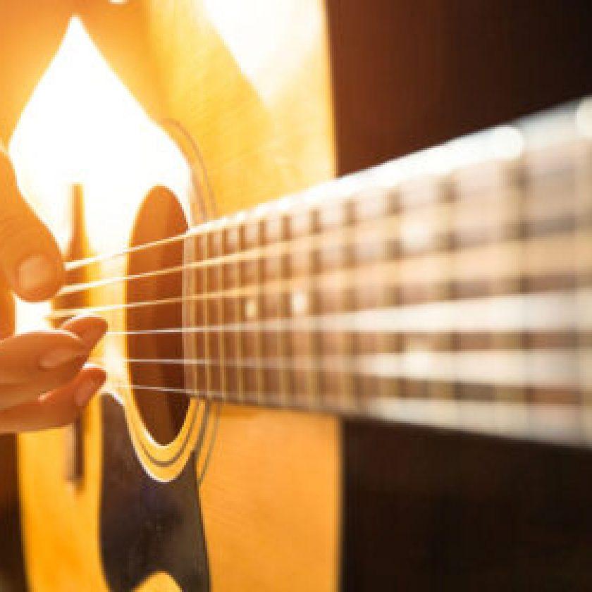 Acoustic Guitar 4