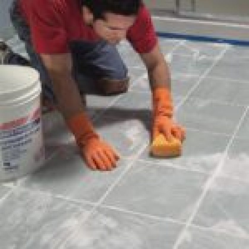 Cause of Breaking the Floor Tiles