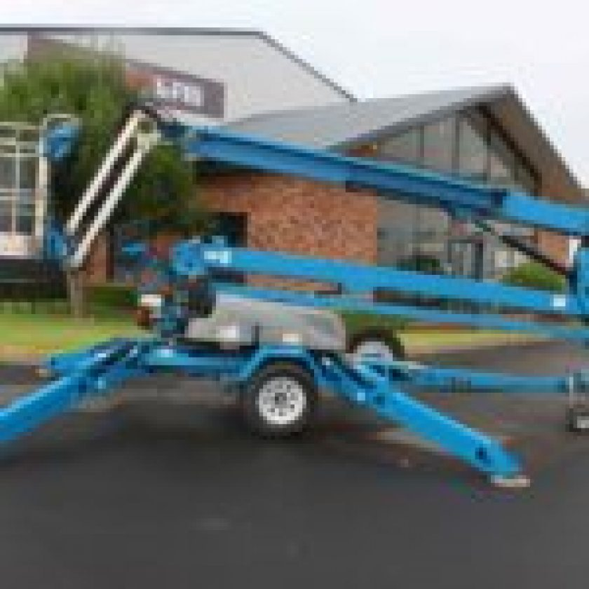 12 Tips for Cherry Picker Operators