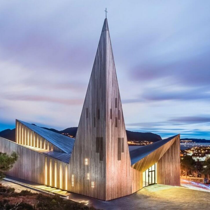 Contemporary Architecture Designs of 21st Century