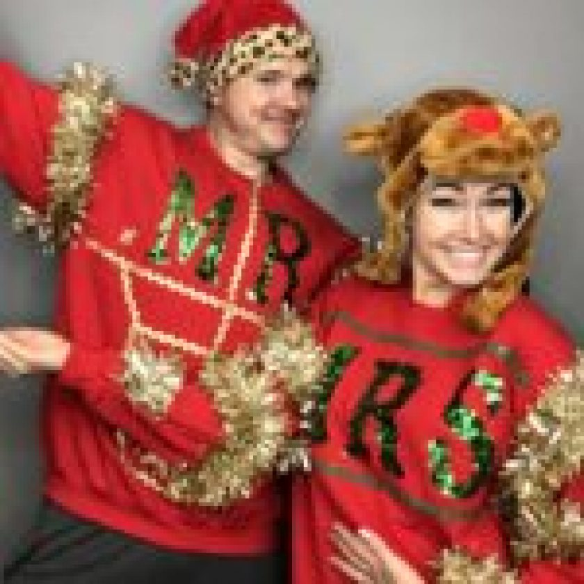 Couple Outfit Ideas for Christmas Season