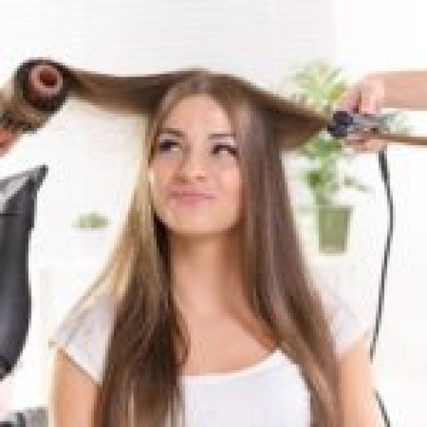 Curling iron material
