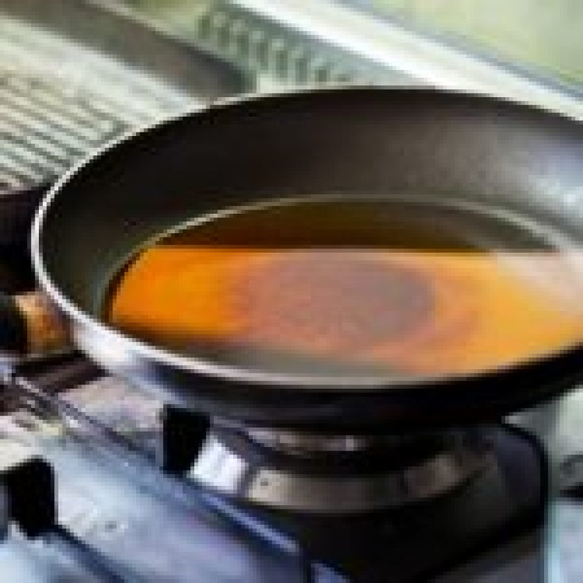 Dispose Of Cooking Oils and Fats