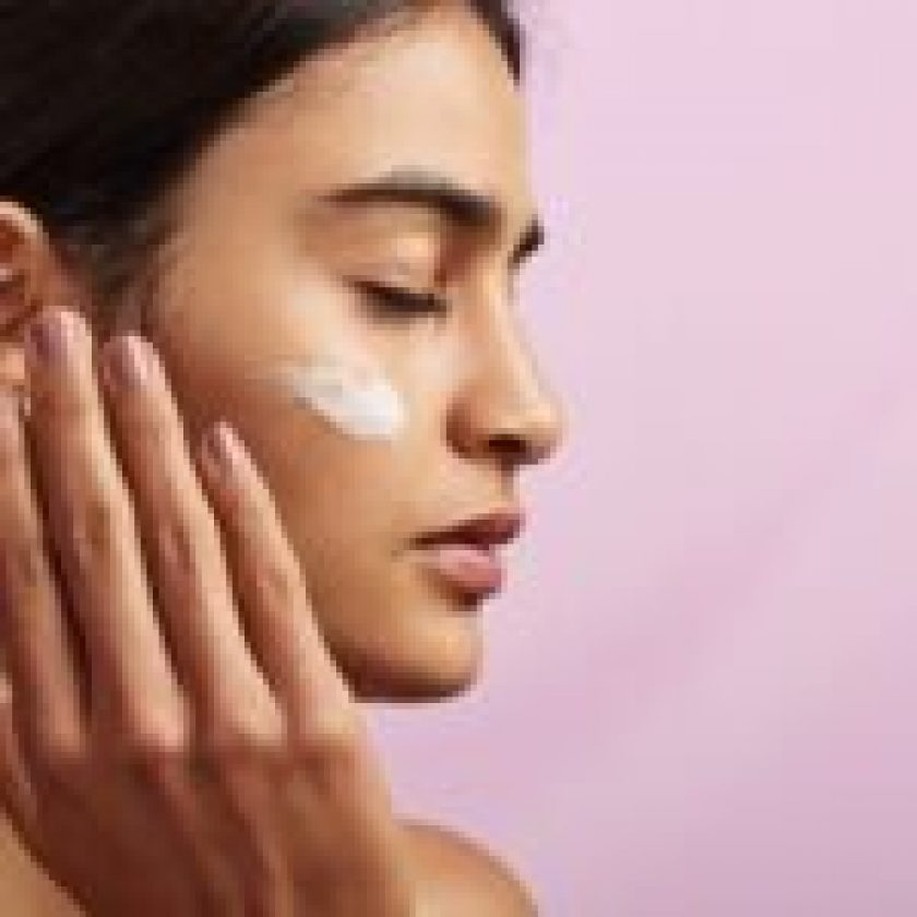 Evening and morning skin care