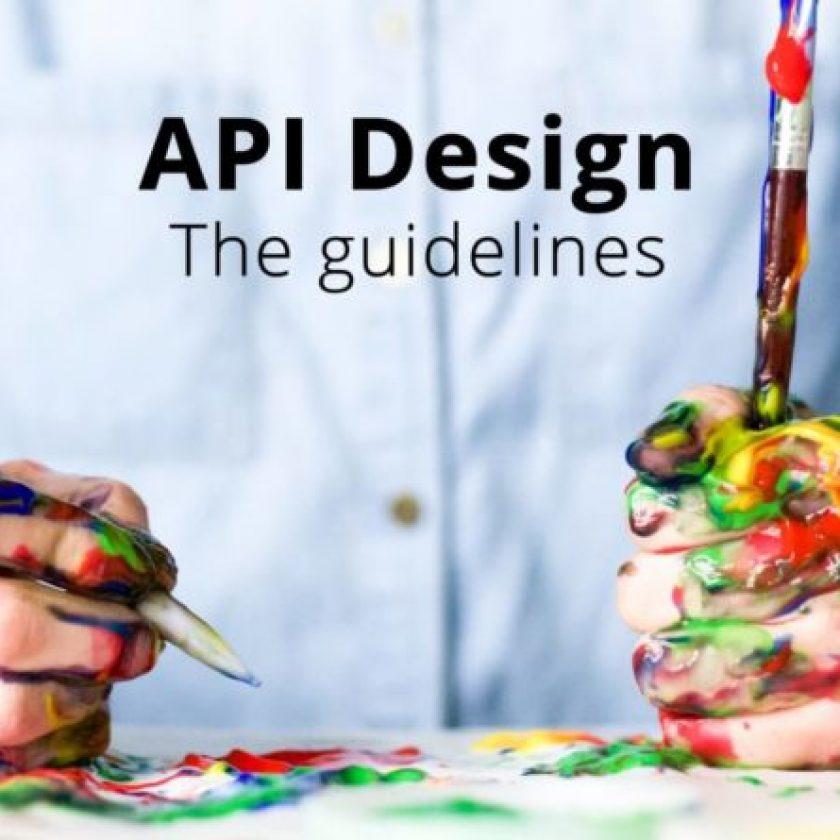 Frontend Backend API Design Argument
