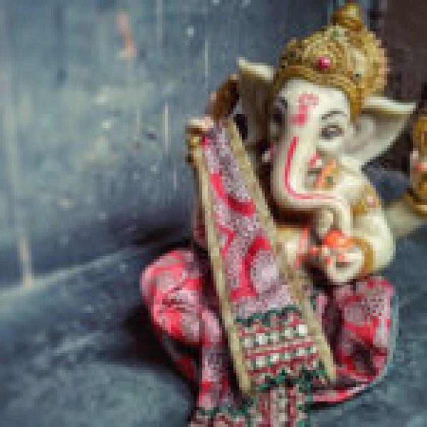 Ganpati Decoration Ideas At Home